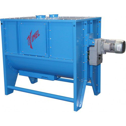 horizontal feed mixer / stationary / feeding