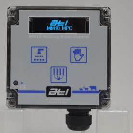 yield milk meter / flow / digital