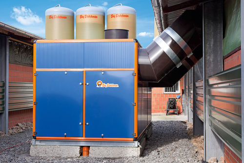 barn heat exchanger