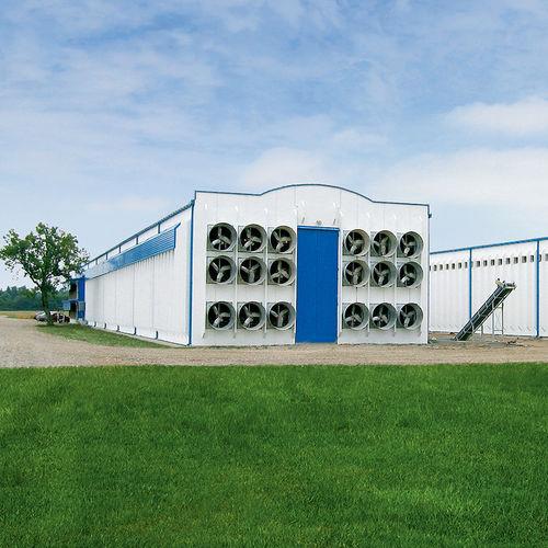 barn ventilation system
