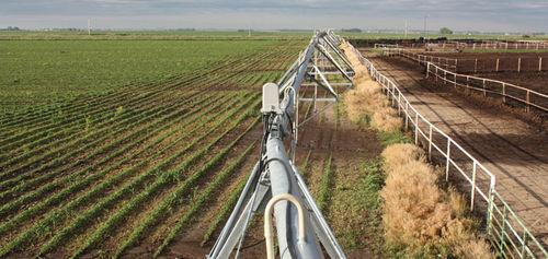 center irrigation pivot - Valley Irrigation
