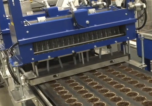 automatic tray seeder / mechanical