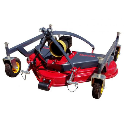 landscaping rotary cutter / PTO-driven