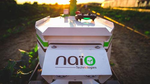 educational farm robot - Naïo-Technologies