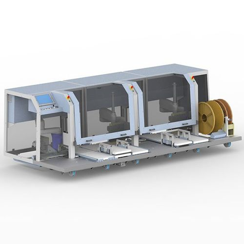 tray transplanting machine / automatic
