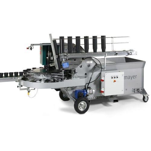 automatic pot filling machine