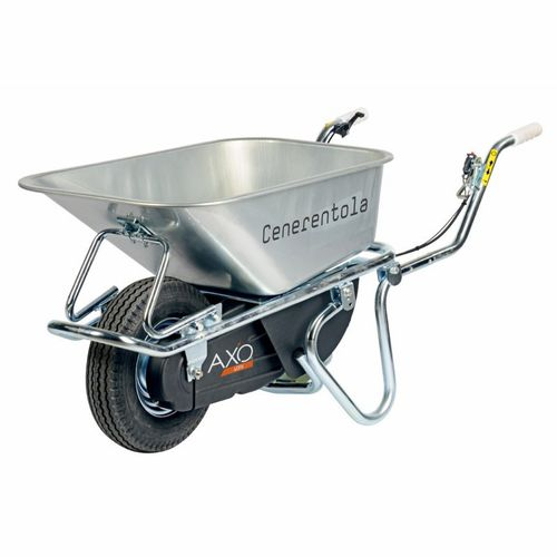 motorized wheelbarrow