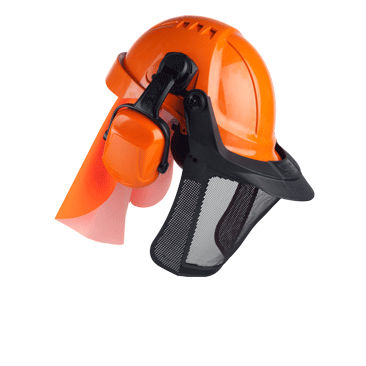 a0eb1394 Forestry helmet / with face protection / with ear protection - FH300 ...