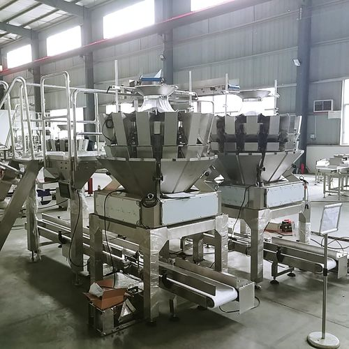 multihead weighing system