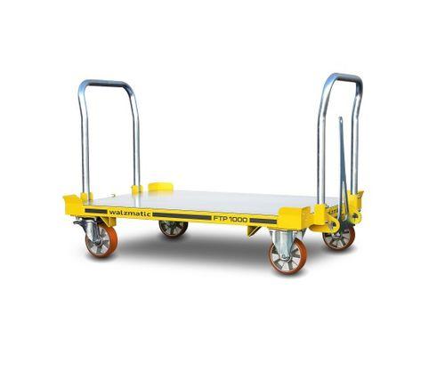 greenhouse transport cart / farm building / platform / steel