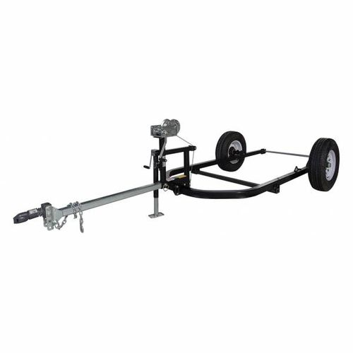 dolly trailer / single-axle / equipment