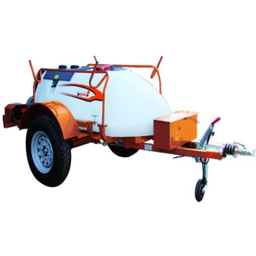trailed sprayer / for arboriculture / for viticulture / thermal