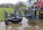 Barn rotary broom / groundcare / mounted  Bressel und Lade Maschinenbau GmbH