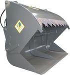 Silage unloading shovel bucket  Bressel und Lade Maschinenbau GmbH