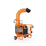 Trailed leaf vacuum TL 450 PRO ELIET Europe nv