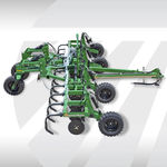 trailed fertilizer applicator / anhydrous / liquid / variable-rate