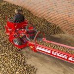 Potato loading station / belt / mobile PS 511 Grimme Landmaschinenfabrik GmbH & Co. KG