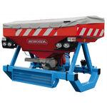 mounted fertilizer spreader
