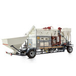 seed crop cleaning machine / with pre-cleaner