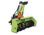 mounted snow blower