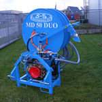 drainage pipe high pressure washer / PTO-driven / automatic