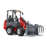 compact loader / electric