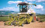 lavender harvesting header / rigid / with hydraulic adjustment