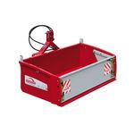 mounted transport box