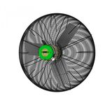 farm building fan / circulation / panel / axial