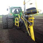 single-wheel ditcher