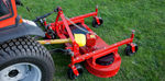 Open field rotary cutter / for landscaping / PTO driven TC620XS Series Caroni spa