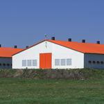 Steel cladding / painted / panel / corrosion-resistant Granite® Farm ArcelorMittal Flat