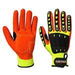 work gloves / nitrile / breathable