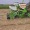 Tractor-mounted precision seed drill / double-disc / with fertilizer applicator / no-till Sigma Hws SFOGGIA Agriculture Division S.r.l.
