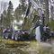 8x8 forestry harvester / hybrid