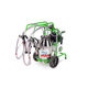 cow milking machine / >4 / mobile / electric motor