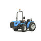 isodiametric tractor / low-profile / synchromesh mechanical shift / with ROPS