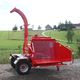 PTO-driven wood chipper / trailed