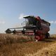 single-drum combine harvester / cereal