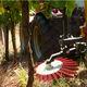 brush weeder / mounted / rotary