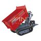 crawler mini dumper / gasoline