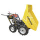 front-loading mini dumper / wheeled