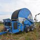 irrigation hose reel / turbine-drive