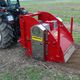 mounted shredder / PTO-driven