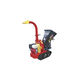 gasoline forestry wood chipper / tracked