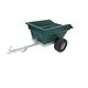 tracked trailer / agricultural / tipping