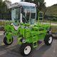electric tractor / straddle / mechanical transmission / vineyard