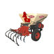 trailed fertilizer applicator / solid / lime / wide