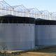 water tank / steel / irrigation