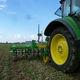 mounted row crop cultivator / folding